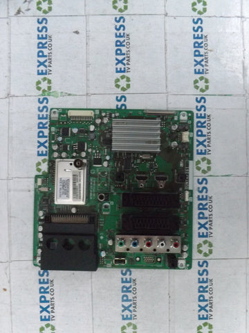 MAIN AV BOARD QPWBXF261WJN1 - SHARP LC-32DH510E - Express TV Parts UK