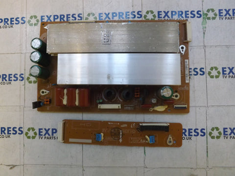 X-SUS BOARD LJ41-08457A + LJ41-08460A - Express TV Parts UK