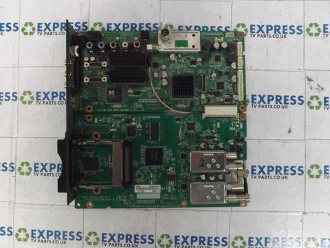 MAIN AV BOARD 01004-00041 + 01004-00033 - JVC LT-32DE9BJ - Express TV Parts UK