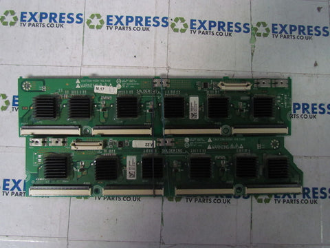BUFFER BOARD EAX61307601 + EAX61307501 - LG 50PK590 - Express TV Parts UK