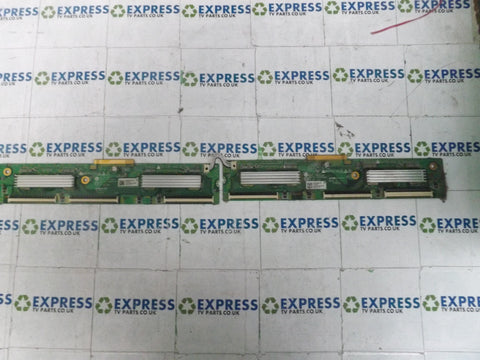 BUFFER BOARD EAX50051402 + EAX50051102 - LG 50PG6010 - Express TV Parts UK