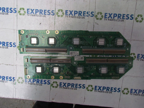 BUFFER BOARD EAX39571801 + EAX39571301 - LG 50PC56 - Express TV Parts UK