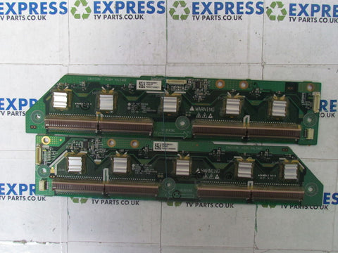 BUFFER BOARD 6870QFC104A+6870QDC006A - LG 50PC55 - Express TV Parts UK