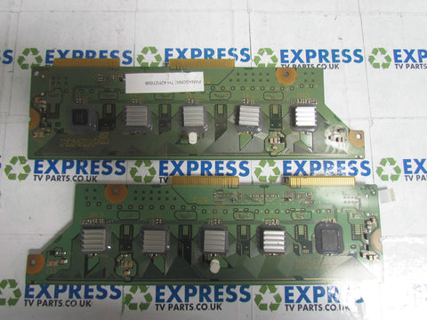 BUFFER BOARD TNPA4252 (1)(SD) + TNPA4253 (1)(SU) - PANASONIC TH-42PZ70B* - Express TV Parts UK