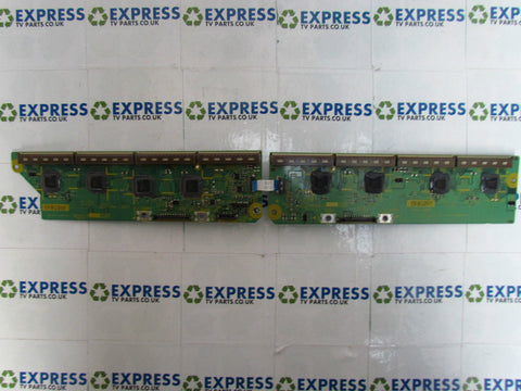 BUFFER BOARD TNPA4412 & TNPA4413 - PANASONIC TH-42PZ80B - Express TV Parts UK