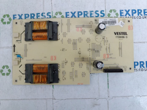 INVERTER BOARD 17INV06-3 (291111) - CELCUS LCD423D913FHD
