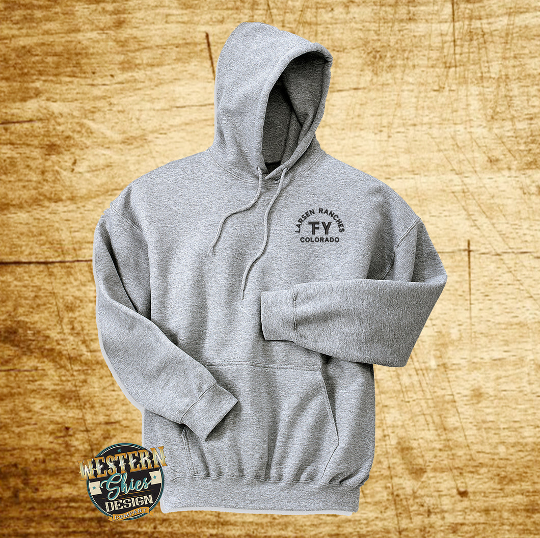 Custom Branded Sweatshirt Gildan - More Colors