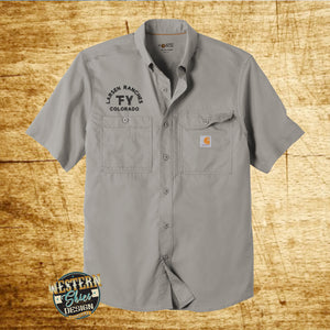 Carhartt Force Short Sleeve Shirt