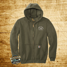 Carhartt Midweight Zip Up Sweatshirt