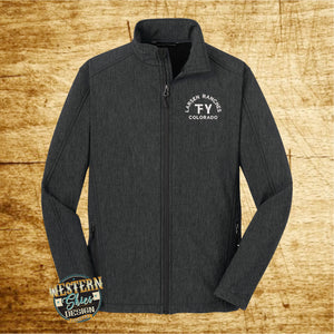 Custom Branded Adult Softshell Jacket