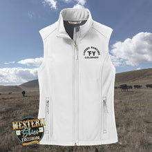 Custom Branded Women's Soft Shell Vest