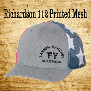 Richardson 112 Printed Mesh