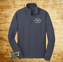 Custom Branded Slub Fleece Sweatshirt - Livestock Brand - Farm and Ranch Logo - Personalized Sweatshirt - Custom Logo Apparel - Ranch Wear