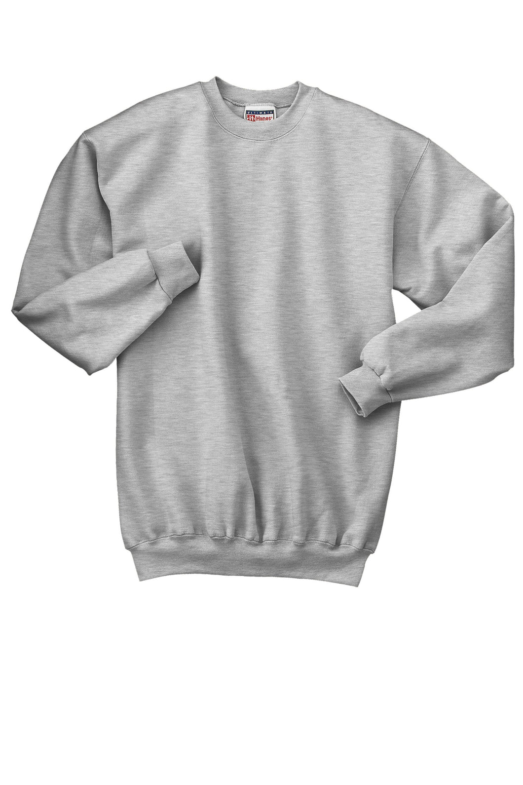 Custom Branded Hanes Crew Sweatshirt - Livestock Brand - Farm and Ranch Logo - Personalized Sweatshirt - Custom Logo Apparel - Ranch Wear