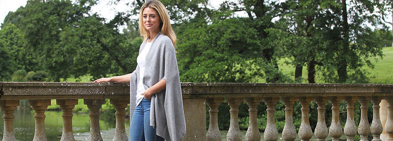 "Be ""Kitted in Cashmere"" ….our new products for Autumn now online"