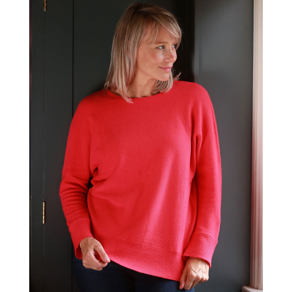 The Shipton Crew Neck - Kitted in Cashmere