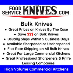 BULK KNIVES - LEASING & COMMERCIAL
