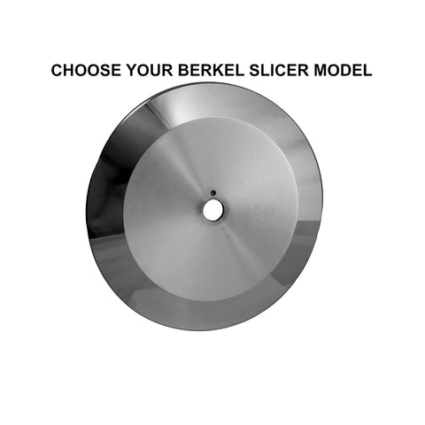 Replacement Blades for Berkel Meat / Deli Slicers - Choose Your Model