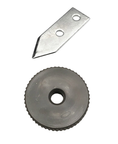 Replacement Parts (Knives & Gears) for Edlund #1 Commercial Can Opener - Made in Italy