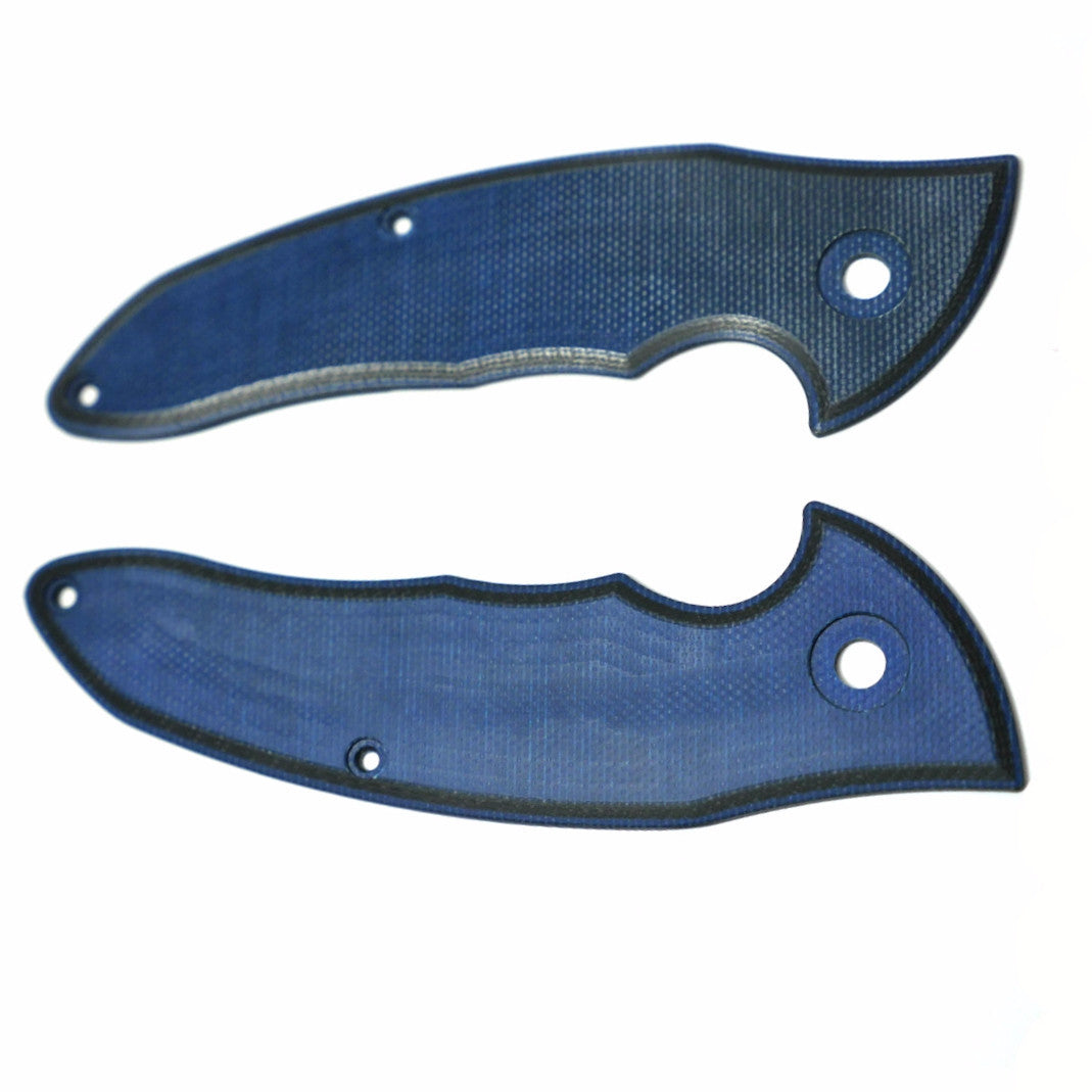 Caliber - Blue/Black G10