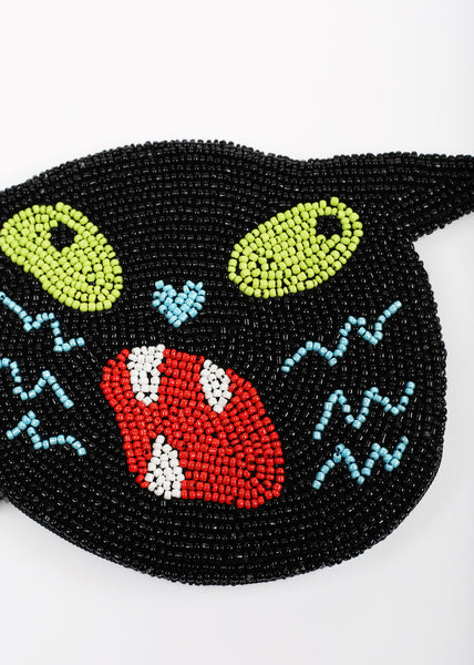 alley cat coin purse