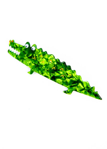 alligator barrette