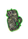 ew tiger sticker