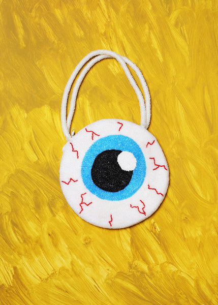 eyeball purse