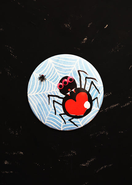 jumbo spider button