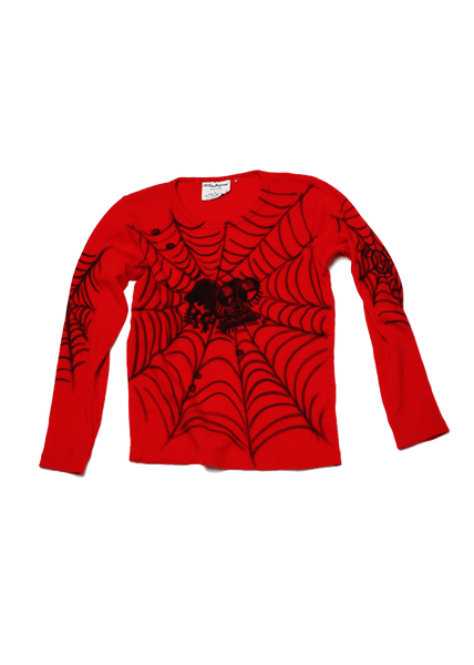 black widow long sleeve