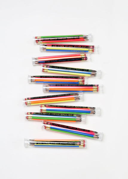 i like gentle thrills pencil set