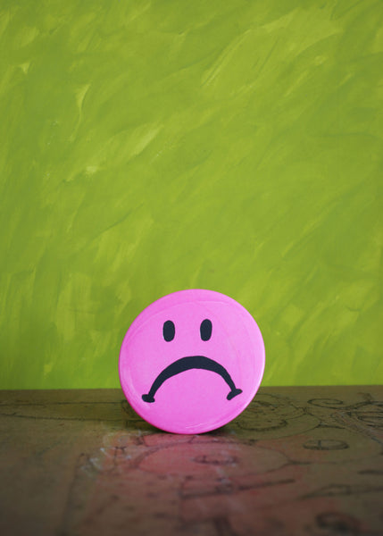 jumbo sad face button