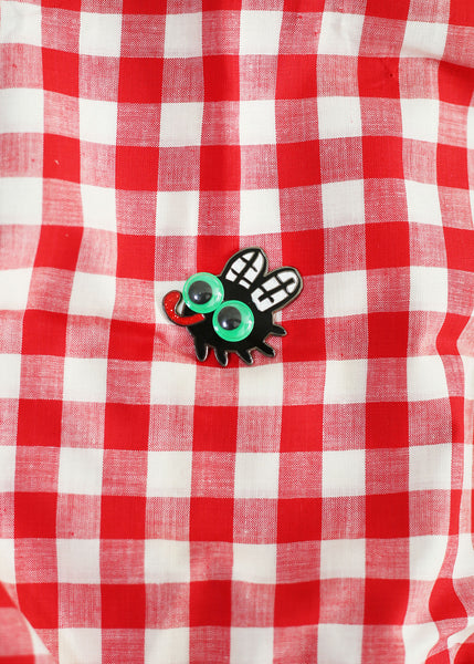 shoo fly pin