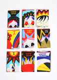 tarot tea towels