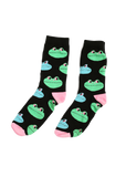 toad benefit socks for selah