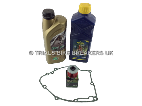 MONTESA COTA 4RT OIL SERVICE KIT INCLUDES FILTER AND GASKET