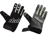 DAB PRODUCTS TEAM TRIALS GLOVES 1PR GREY / BLACK
