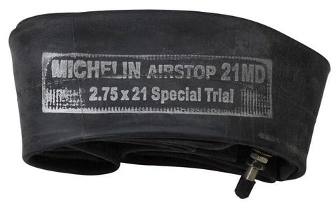 MICHELIN SPECIAL TRIAL FRONT INNER TUBE 2.75 X 21