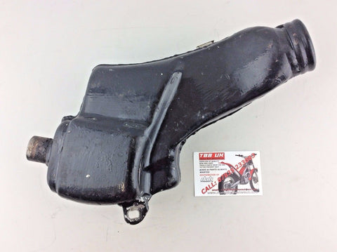 1999-2000 SHERCO MIDDLE CENTRE EXHAUST BOX