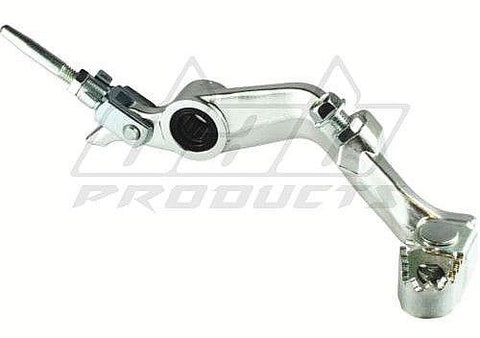 DAB PRODUCTS MONTESA COTA 315R & 4RT  REAR BRAKE LEVER PEDAL SILVER