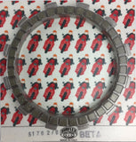 BETA TECHNO REV3 & EVO SURFLEX FRICTION CORK CLUTCH PLATE SET S1762/B - Trials Bike Breakers UK