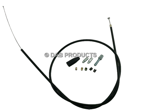 DAB PRODUCTS UNIVERSAL CLUTCH OR BRAKE CABLE KIT FOR FANTIC BSA BUTACO SWM DOT