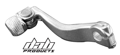 DAB PRODUCTS OSSA 125-300i GEAR CHANGE LEVER PEDAL SILVER 2011-