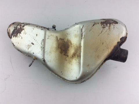 1993 GAS GAS CONTACT T25 EXHAUST MIDDLE BOX