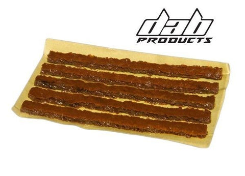 DAB PRODUCTS TYRE REPAIR STRIPS X5 FOR REAR TRIALS TYRE GAS GAS SCORPA SSDT BETA