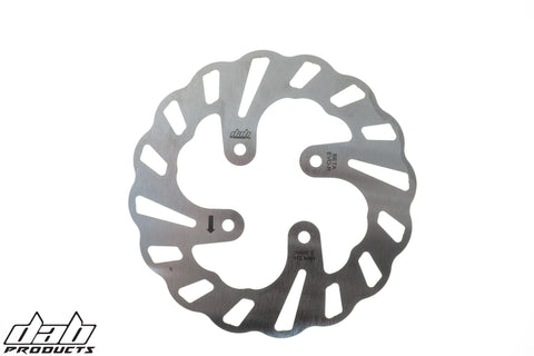 DAB PRODUCTS WAVY REAR BRAKE DISC FOR BETA EVO 2T & 4T MODELS 2009-2020
