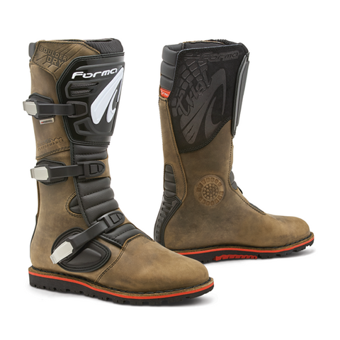 FORMA BOULDER DRY TRIALS BOOTS BROWN
