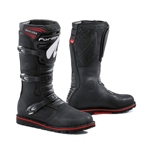 FORMA BOULDER TRIALS BOOTS BLACK