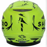 SHIRO K-12 TRIALS HELMET VARIOUS COLOURS/SIZES - Trials Bike Breakers UK