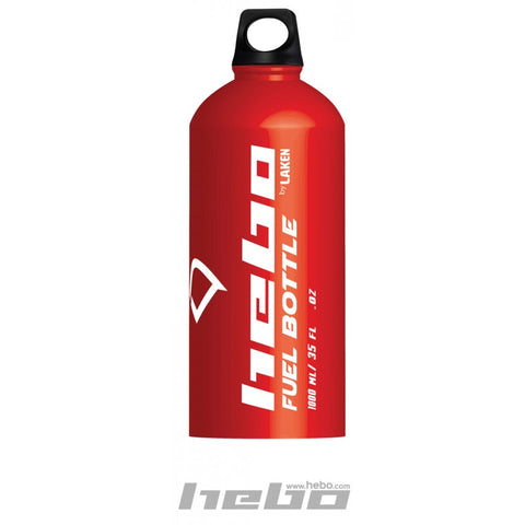 HEBO FUEL PETROL CARRIER BOTTLE 1000ML 1LTR